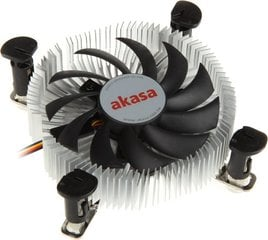 Akasa Low Profile Intel Socket Cooler (AK-CC7122BP01)