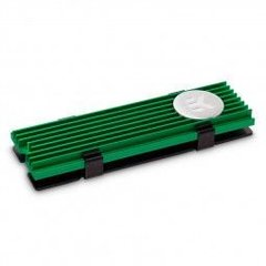 EK Water Blocks EK-M.2 Radiator NVMe Green (3830046994752)
