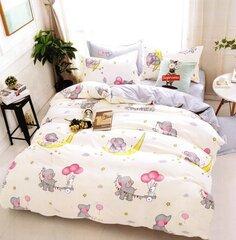 Laste voodipesukomplekt, 4 osaline