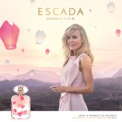 Komplekt Escada Celebrate N.O.W. naistele EDP 30 ml + ihupiim 50 ml