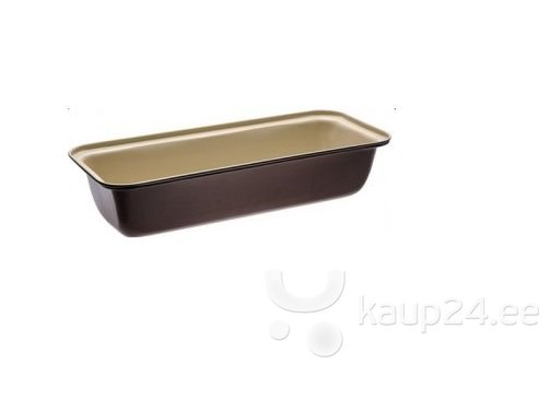 Форма для выпечки, 25x13x6 см цена и информация | Ahjuvormid ja küpsetustarvikud | kaup24.ee