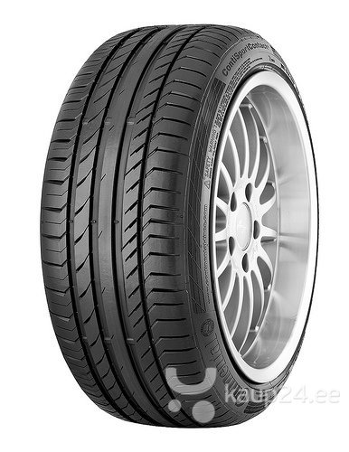 Continental ContiSportContact 5 215/45R17 87 W FR цена и информация | Rehvid | kaup24.ee