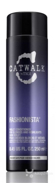Palsam Tigi Catwalk Fashionista 250 ml цена и информация | Juuksepalsamid | kaup24.ee