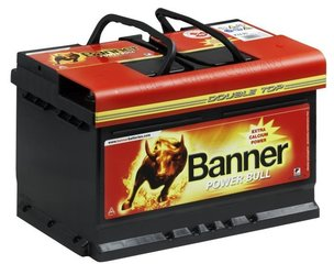 Aku BANNER Power Bull 45Ah 360A