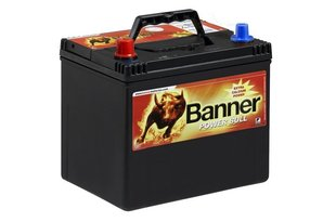 Aku BANNER Power Bull 60Ah 480A