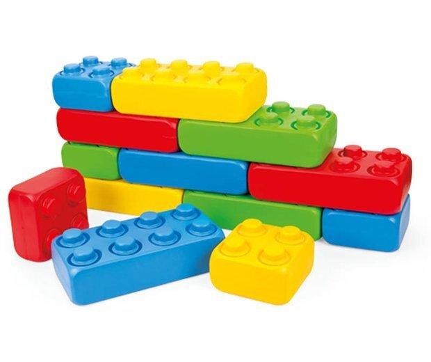 Конструктор Giga Bricks Mochtoys 10730 цена и информация | Kokkupandavad mänguasjad | kaup24.ee