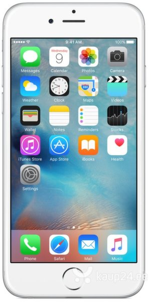Apple iPhone 6 Серебристый 16GB цена и информация | Mobiiltelefonid | kaup24.ee