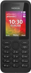 Mobiiltelefon Nokia 130 DUAL SIM, Must