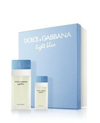 Komplekt Dolce & Gabbana Light Blue: EDT naistele 100 ml + EDT naistele 25 ml