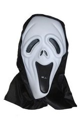 "\Scream\"" маска с капюшоном"""