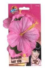 Hawaii juukselill, roosa
