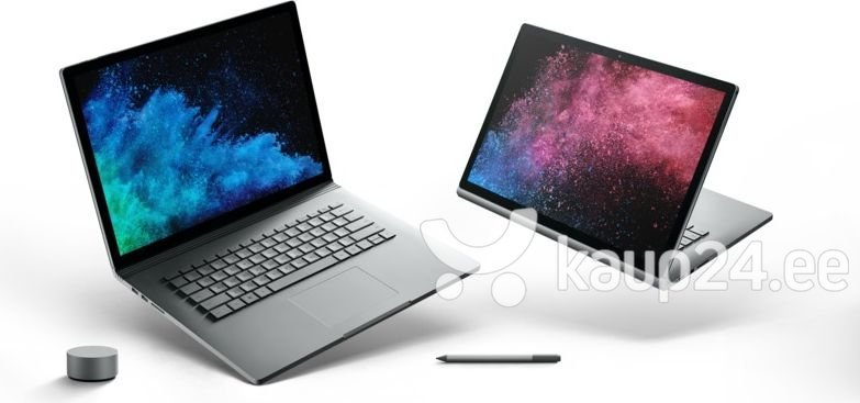 Microsoft Surface Book 2 (HNS-00022) hind