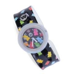Laste käekell Watchitude Slap Watch, 451 Sugar Bears hind ja info | Laste aksessuaarid | kaup24.ee