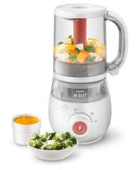 Auruti ja blender Philips Avent 4 in 1 SCF881/08