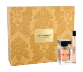 Komplekt Dolce&Gabbana The Only One naistele: parfüümvesi EDP 50 ml + parfüümvesi EDP 10 ml hind ja info | Komplekt Dolce&Gabbana The Only One naistele: parfüümvesi EDP 50 ml + parfüümvesi EDP 10 ml | kaup24.ee