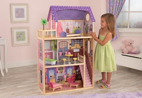 Кукольный домик Kidkraft Kayla цена и информация | Tüdrukute mänguasjad | kaup24.ee