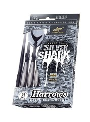 Noolte komplekt Harrows Silver Shark