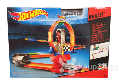 Autorada Hot Wheels Turbo Racing BGJ08