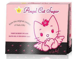Комплект Hello Kitty Melon: edp 20 мл + гель для душа 250 мл