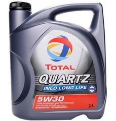 TOTAL Quartz INEO LONG LIFE 5W-30 mootoriõli 5l