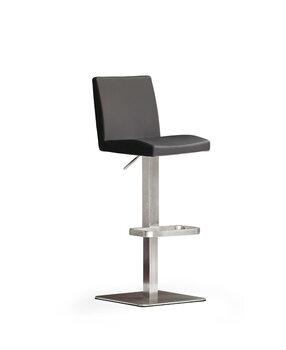 Барный стул Lopes, черный