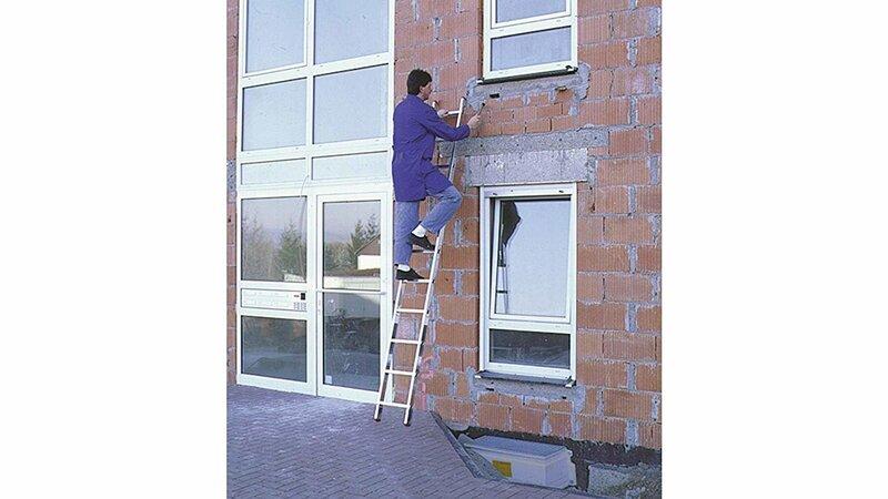 Krause alumiiniumist redel Corda, 7- astmeline