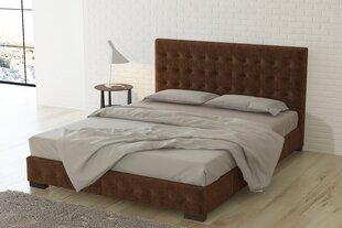 Voodi pesukastiga Prestige2+Preston, 180x200 cm, pruun hind ja info | Voodid | kaup24.ee