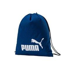Spordikott jalanõude jaoks Puma Phase Gym Sack, sinine