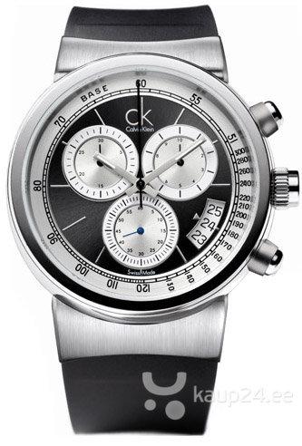 Часы  CK Calvin Klein K7547107 Celerity Chrono цена и информация | Meeste käekellad | kaup24.ee