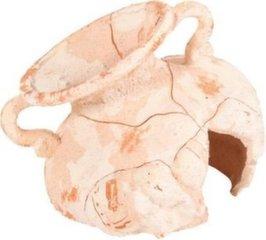 Декорация Zolux - фрагмент амфоры Слон, 5 см цена и информация | Украшения для аквариума | kaup24.ee