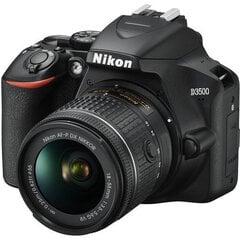 Nikon D3500 + AF-P 18-55 mm VR komplekt