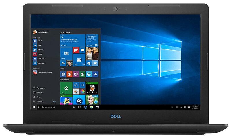 Dell G3 3579 i5-8300H 8GB 1TB + 8GB Win10H