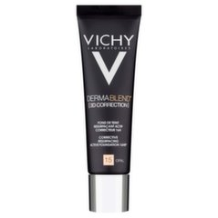 Jumestuskreem Vichy Dermablend 3D 30 ml, 15 Opal hind ja info | Jumestuskreem Vichy Dermablend 3D 30 ml, 15 Opal | kaup24.ee