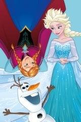 Laste rätik Frozen hind ja info | Rätikud | kaup24.ee