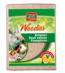 Sidrunilõhnaline puitlaastust allapanu Riga, 3,6 kg