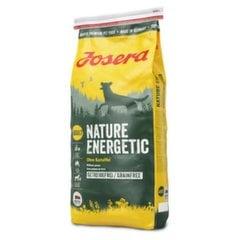 Josera Nature Energetic, 15 kg hind ja info | Kuivtoit koertele | kaup24.ee