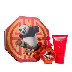 Komplekt DreamWorks Kung Fu Panda poistele: tualettvesi EDT 60 ml + dušigeel 75 ml