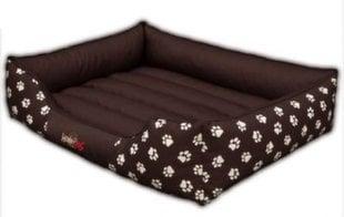 Hobbydog lemmiklooma voodi Prestige XL, pruun