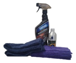 Auto šampoon + kvarts läige