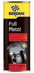 Mootoriõli lisaaine Bardahl FULL METAL 400 ml hind ja info | Kütuse- ja õlilisandid | kaup24.ee