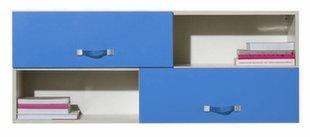 Seinakapp Komi 12, hall/sinine