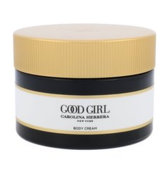 Kehakreem Carolina Herrera Good Girl naistele 200 ml