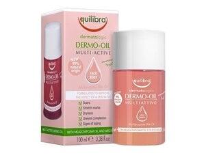 Multifunktsionaalne näo- ja kehaõli Equilibra Dermatologic Multipurpose 100 ml