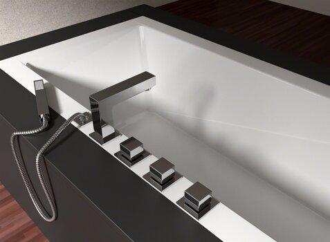 5 osaline vannitoasegisti REA Arte 91458