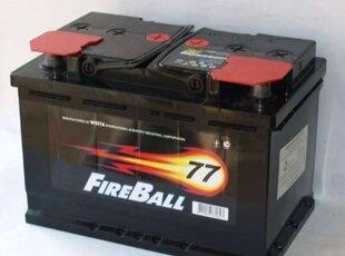 Аккумулятор FireBall 77Ah 760A