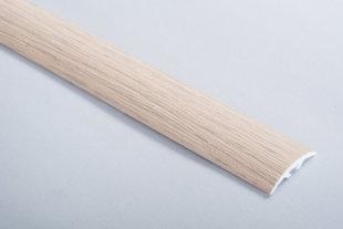 Соединительный профиль для напольных покрытий PV6-H1, цвет белый дуб