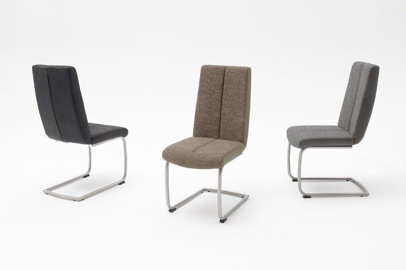 Комплект из 2 стульев Kamala 2, коричневый