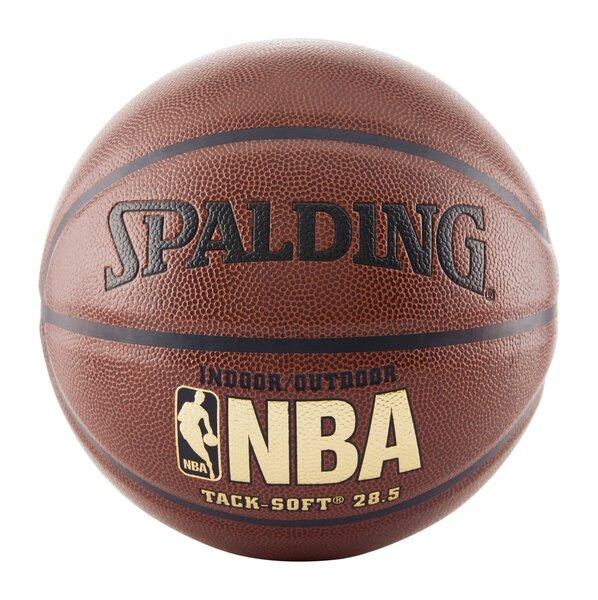 Баскетбольный мяч Spalding NBA Tack-Soft Pro, 5 размер