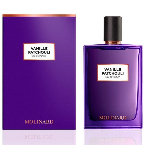 Parfüümvesi Molinard Vanille Patchouli EDP naistele/meestele 75 ml