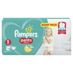 Püksmähkmed PAMPERS PANTS Giant Pack, suurus 5, 11-16 kg, 56 tk